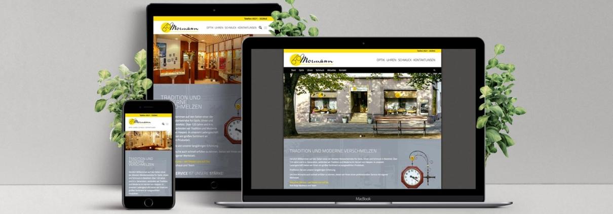 Webseitenrelaunch